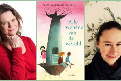 Signeren Alle wensen van de wereld door Rian Visser & Janneke Ipenburg