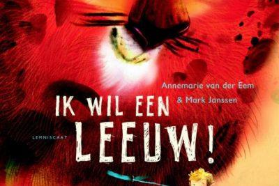 """Annemarie van der Eem leest voor uit """"Ik wil een leeuw!"""""""
