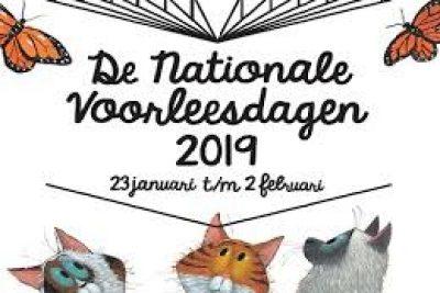 Inspiratie avond Nationale Voorleesdagen 2019