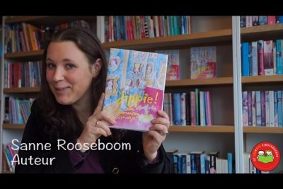 Sanne Rooseboom met Jippie! Een humeurig sprookje