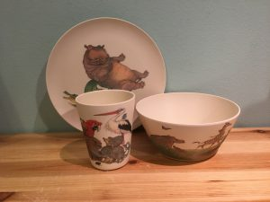 Servies Schubert
