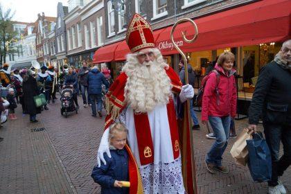 Sinterklaas bij Kiekeboek op Zondag 26 november