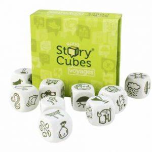 Story cubes Reizen