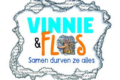 Poppenkast Vinnie en Flos
