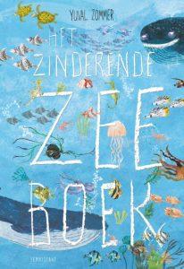 Zinderende zee boek