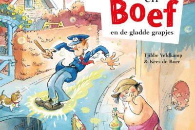 Boekpresentatie Agent en Boef en de gladde grapjes