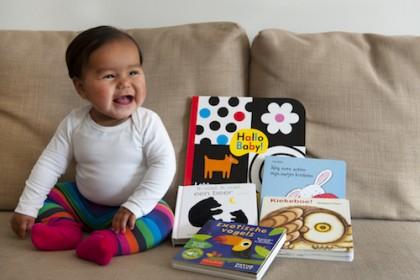 Boekstart verkiezing Babyboekje van het jaar 2016