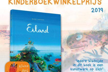 Kinderboekwinkelprijs 2019