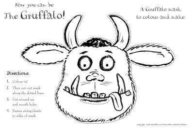 Gruffalo Knutselmiddag